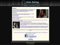 Echo Editing