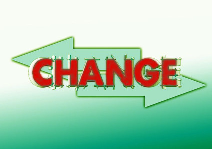 Why Change Can Be Good