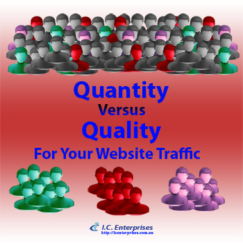 Your Website Traffic Quantity Versus Quality