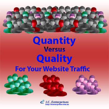 Your Website Traffic Quantity Versus Quality